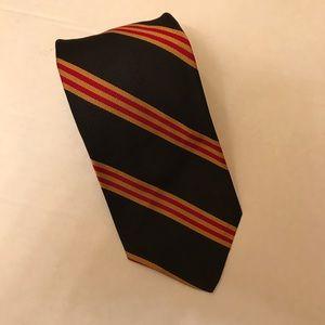BROOKS BROTHERS MAKERS Vintage Men's Necktie Silk